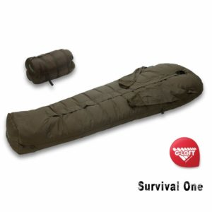 Sac de couchage grand froid carinthia one survival